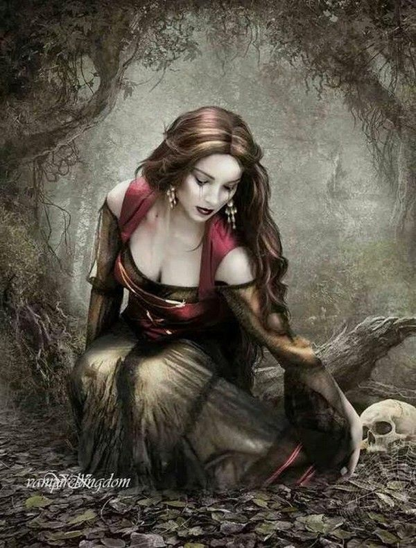Naked Gothics 49